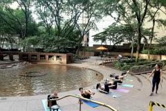 pilates by fountain (2)